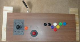 Original 1 Player Panel