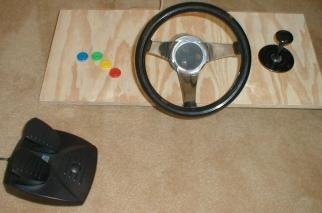 Driving Panel