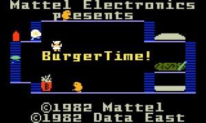 BurgerTime!