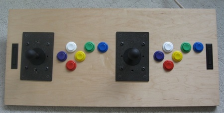 The 2-Player panel